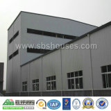 Low Cost Steel Structure Workshop with Sandwich Panel