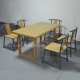 Wholesale Rectangle Wooden Furniture Restaurant Chairs for Sale (SP-CT748)