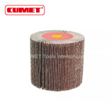 P80 Non-Woven Satin Mop Wheel Metal Sink Polishing Wire Drawing