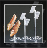 Transparent Acrylic Shoe Display Rack Wholesale