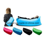 Inflatable Portable Outdoor or Indoor Lazy Bed for Camping, Beach