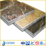 6mm Good Quality Marble Aluminum Honeycomb Panel