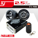 Motorcycle MP3 Audio with Alarm System 908c