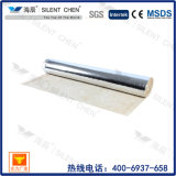 Rubber Foam Sheet Insulation with Gold Aluminum Foil