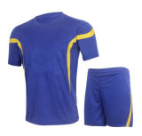 High Quality Customized 100% Polyester Soccer Shirts