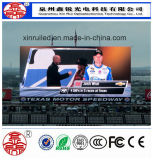 SMD P8 High Brightness LED Full Color Screen Video Advertising