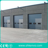 Automatic Motorized Industrial Overhead Roll up Sectional Dock Door