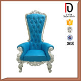 Antique Bride and Groom Banquet Chair