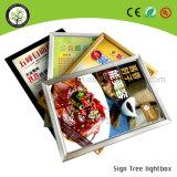 China Alibaba Wholesale Plenty of Slim Advertising LED Light Box