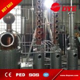 1000L Gin Distillation Equipment Copper Pot Still Equipment