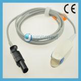 Novametrix 8776-00 Adult Finger Clip SpO2 Sensor, 7pin, 3m
