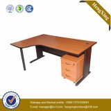 Metal Office Furniture Modern Computer Desk with Mobile Cabinet (HX-FCD030)