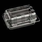 food grade plastic container packaging clamshell vacuum food box