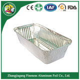 OEM Service Airline Divided Aluminum Foil Food Container