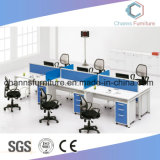 Big Size Wooden Table Workstation Office Furniture
