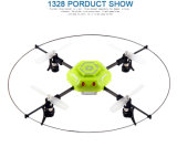 1491328-6 Axis Gyro 2.4G 4CH RC Quadcopter with 3D Rollover Inverted Fly - Green
