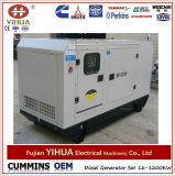 New Designed Foton Isuzu Diesel Generator Sets with Canopy Type