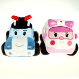 Baby Soft Car with High Quality Plush Toy
