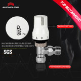 Avonflow White Trv Thermostatic Valve