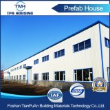 Prefabricated Steel Frame Structure Building for Warehouse and Workshop