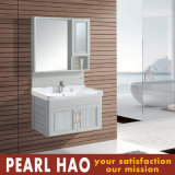 Modern Brown Melamine Wooden Bathroom Vanity