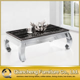 2015 High Quality Marble Top Coffee Table