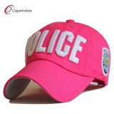 Red Race Series Flags Embroidered Washed Baseball Cap (09021)