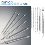 Plastic Serological Pipettes for Accurate Transfer