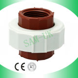 Fast Delivery Pph Tube Fittings PP Universal Union Thread Union