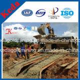 Trommel Gold Wash Plant for Placer Gold Separating