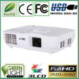 High Brightness Full HD 3D LED Home Projector (X2000vx)