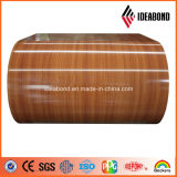 Wooden Pattern Aluminium Roll with Competitive Price in China