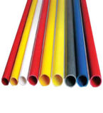 Flame Resistant Fiber Glass Pipe with Hight Intensity