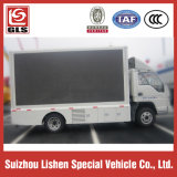Advertising Truck LED Screen Truck, Truck Brand Forland, Dongfeng