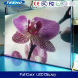 High Definition P6 1/16s Indoor RGB LED Panel