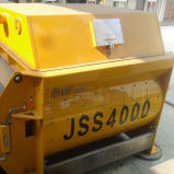 Js4000 Application of Js Series with CE Certificate Concrete Mixer