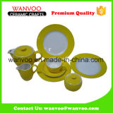 Complete Ceramic Dinnerware Series Luxury Tableware
