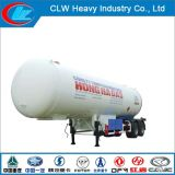 Heavy Duty 2 Axles 56000L LPG Gas Semi-Trailer