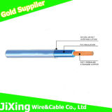 PVC Coated Electric Stranded Copper Wire Thw 12AWG