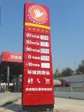 Gas Station Price LED Pylon Signage