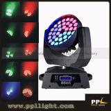 36PCS*10 W Quad-in-1 LED Moving Head Wash Light