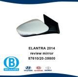 Review Mirror 87610-3X000 87620-3X000 Hyundai Elantra 2014