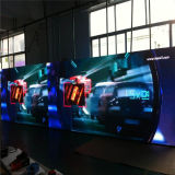 P6 Full Color Light Weight HD LED Display Board