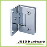 Brass Wall Mount Short Back Plate Hinge (BH2001A)