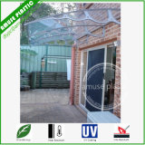Best Selling Plastic Bracket Shelter Rain Awning with Polycarbonate Sheet Door Awning