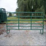 USA Standard 5FT*12FT Powder Coating Cattle Corral Panel/Used Livestock Panel
