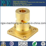 High Class Custom Brass CNC Machining Tube Base