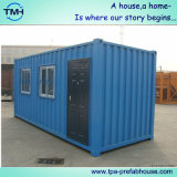 20FT Shipping Container for Labor Camp with Toilet