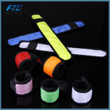 Factory Price Promotional Gifts Reflective Slap Band