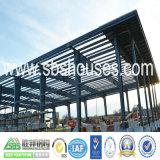 Tie Bar/Steel Structure Prefab House/Building